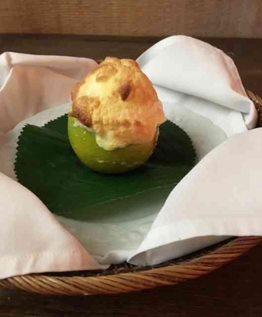Eis o tema de nosso post, suflê de laranja divino: Nosso presente de páscoa!