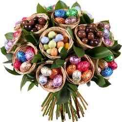 E quem não gosta de ganhar uns ovos lindos na Páscoa?!
