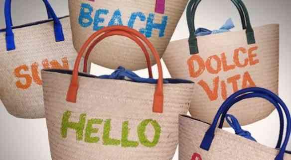 Estas são os cestos de palha mais lindos de toda Bahia, by Irá!