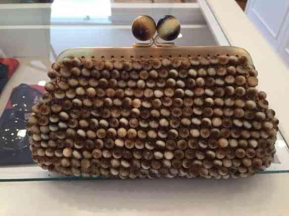 Agora vamos às preciosas de crochê com bolas de murano... Que tal???