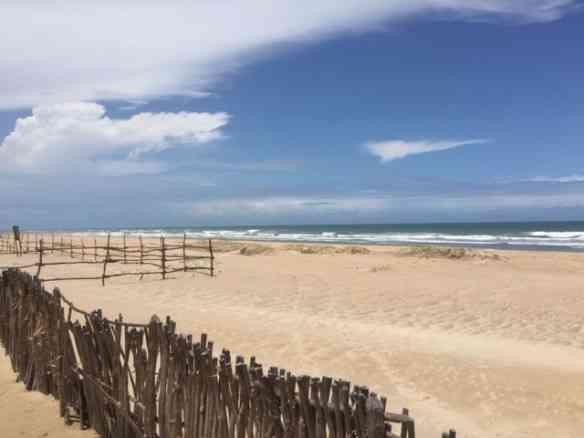Praia mais linda como o NE do Brasil sabe fazer... Esta é Guajiru, tema de deste! post