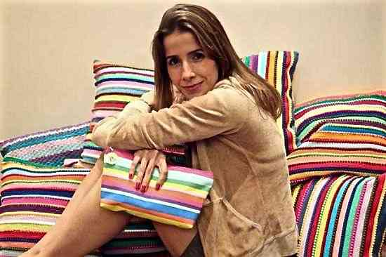 """A linda estilista baiana Irá Salles: suas """"clutches"""" são demais!"""
