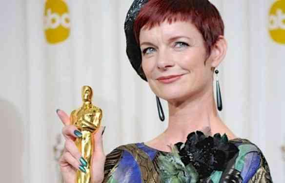 A craque Sandy Powell, figurinista detentora de 3 Oscar, a caminho do quarto: Seu trabalho é espetacular!