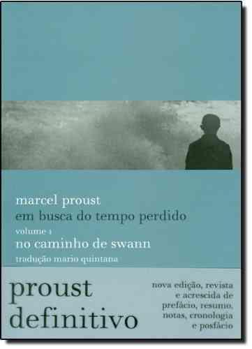 """As famosas """"madeleines"""" e a evocação da nossa memória involuntária estão magistralmente """"cantadas"""" por Proust em seu primeiro volume do """"Tempo Perdido""""... Esta é a edição estou lendo."""