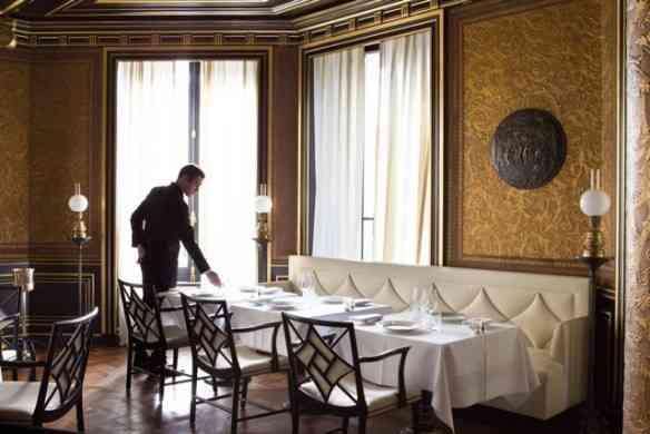 Restaurante maravilhoso!