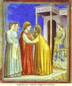 Cena da Vida de Sant'Ana: humanização dos santos!