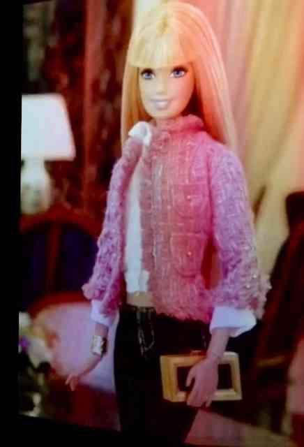 Barbie linda demais! Amei esta produção!