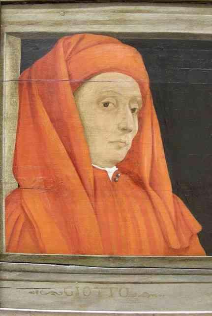 Eis o grande Mestre Giotto
