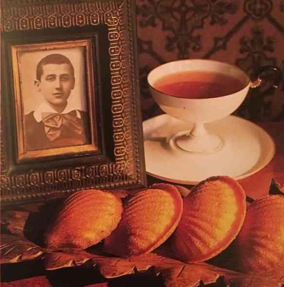 Proust e sua hora do chá: literatura e requinte, encontro mais que perfeito!