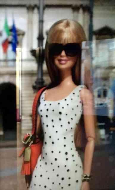 Barbie no verão...