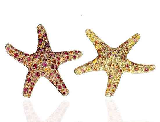 Sea-Stars-earrings