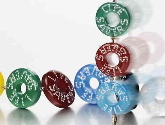 Suzanne Syz Lifesavers bracelet