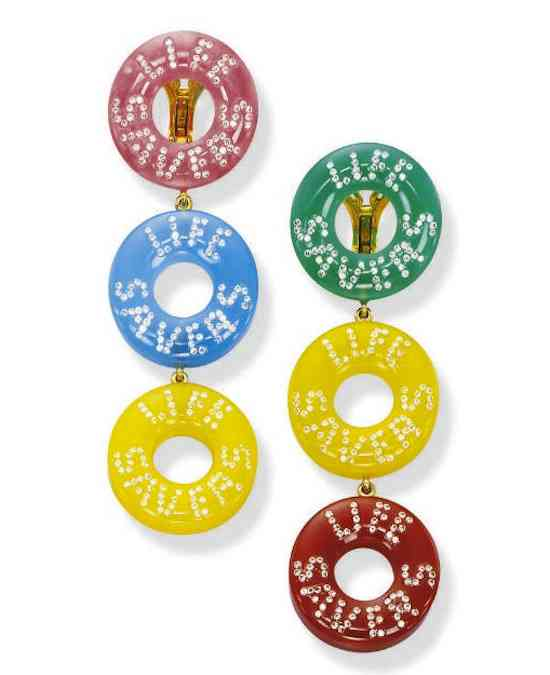 Suzanne-Syz-multi-life-savers-earrings