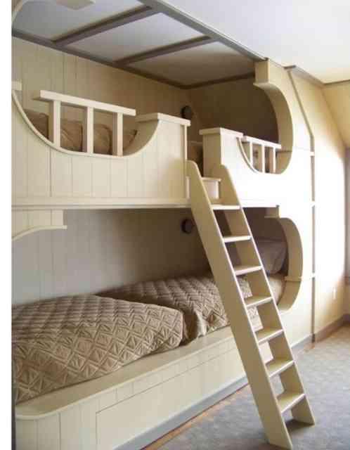 Para crianças minimalistas...