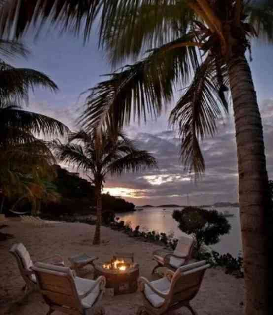 São super necessárias, no inverno, e combinam plenamente com uma praia linda..