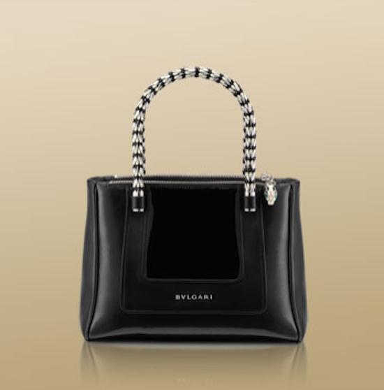 bulgari-black-serpenti-tote-small-bag