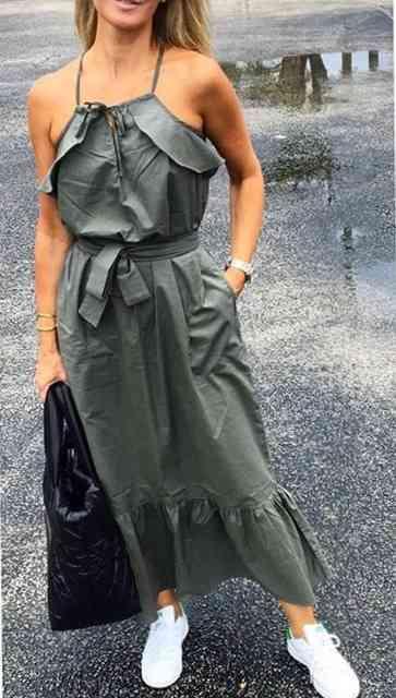 Outro ponto alto das roupas de Vanvan: bolsos super bem localizados pra reforçar a elegância... Adoro!