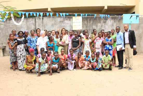 Precesse CAROLINE en RDC