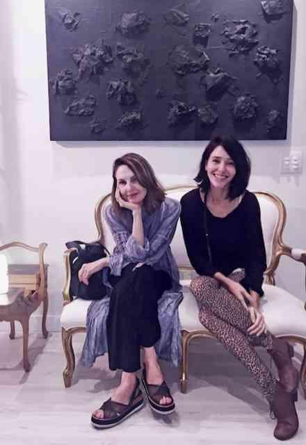 "Toia Lemann & : as maravilhosas estilistas da ""Fe-Lis""..."