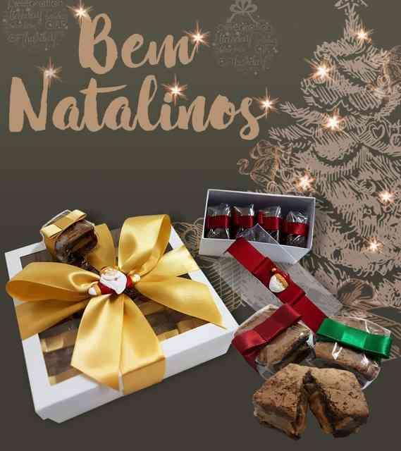 """Os presentes do """"Bem Natalino"""" são muito lindo & delicioso... Vejam!!!"""