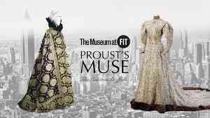 """Exposição maravilhosa das roupas da """"musa fashion"""" da 'Bélle-Epoque"""", a Condessa de"""