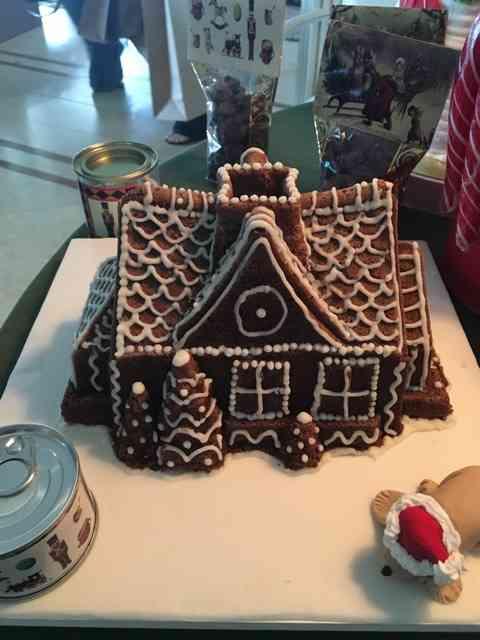 Outro bolo fofíssimo pro natal: a nossa mesa vai agradecer de joelhos!